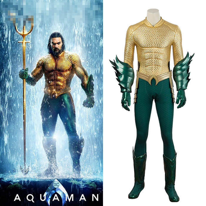 Guide Of Aquaman Cosplay Costume for Halloween